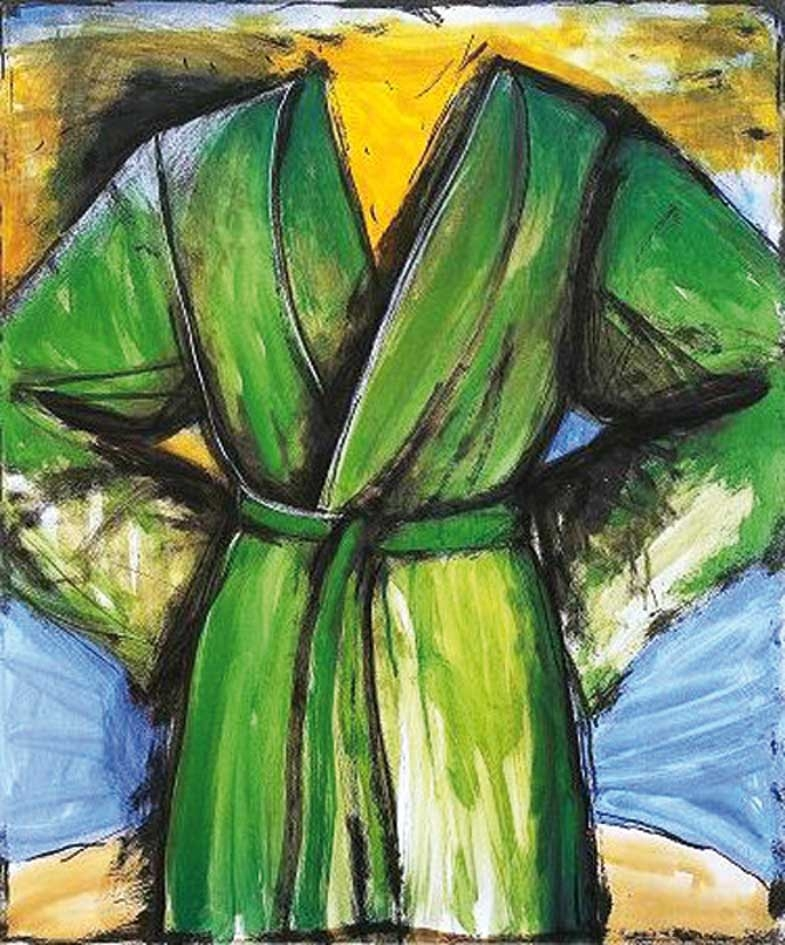 Jim Dine: The Mighty Robe