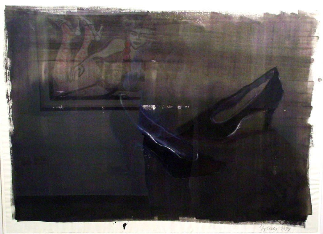 Schuhe (Schwarz) 1991