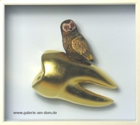 Weisheitszahn Gold (Mini)