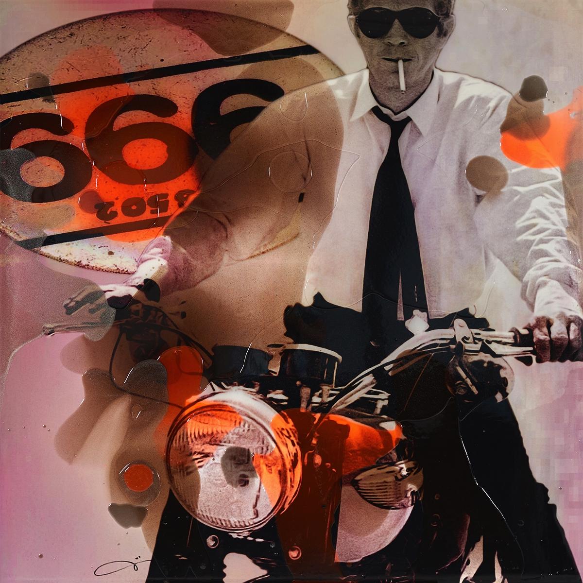 Mr. 666 - Epoxy