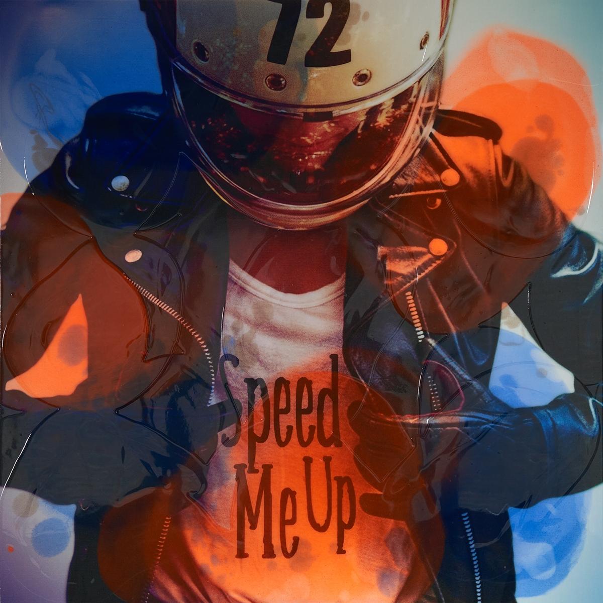 Speed Me - Epoxy