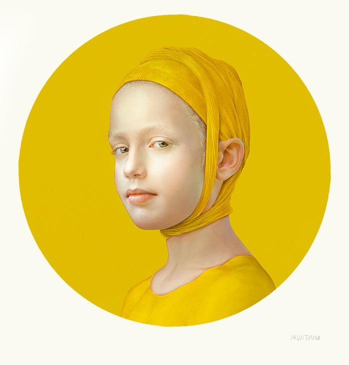 June (Yellow I), 2019