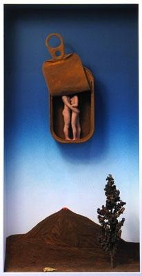 Homage to Max Ernst - Love Scene