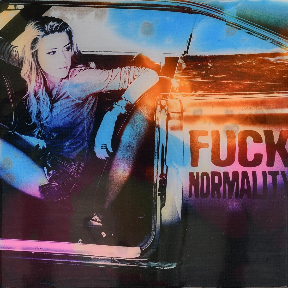 Fuck Normality - Epoxy - 2019