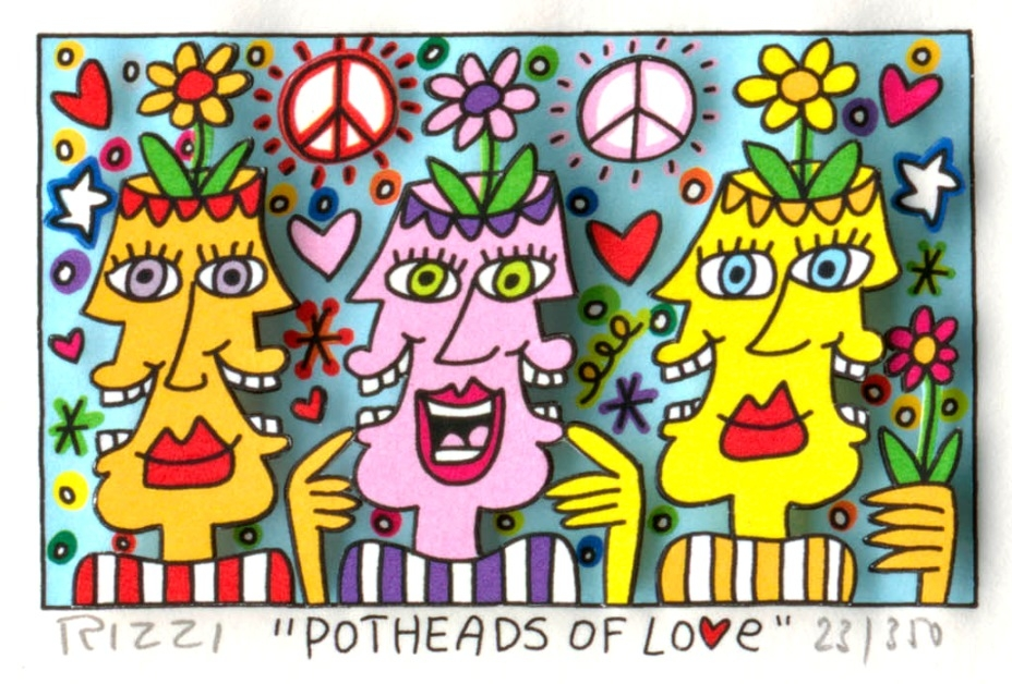 Potheads of Love