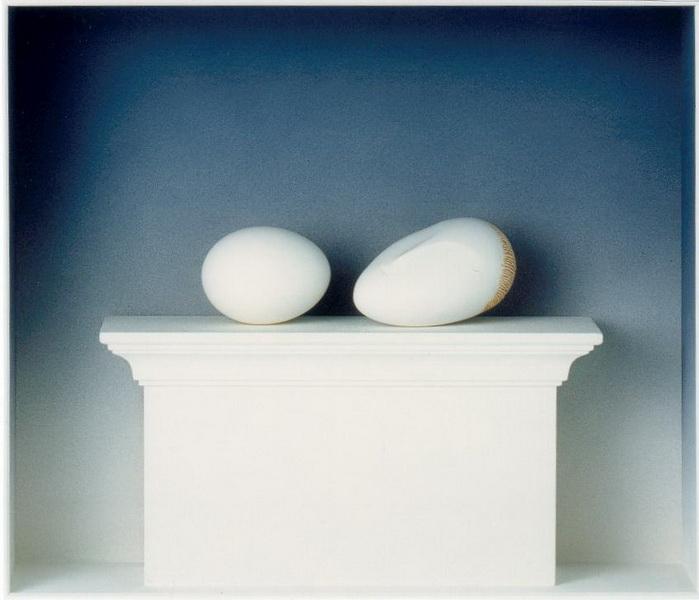 Homage to Brancusi - Am Anfang war das Ei