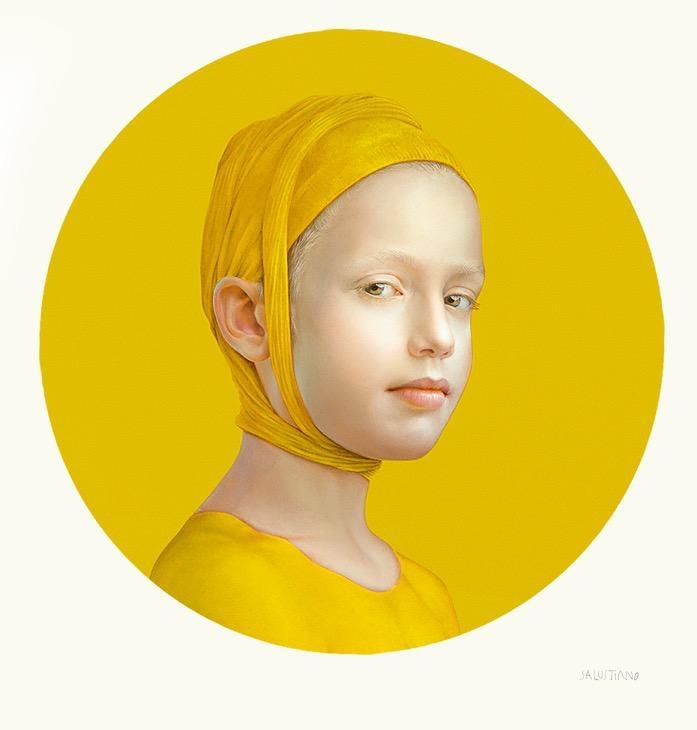 June (Yellow II), 2019