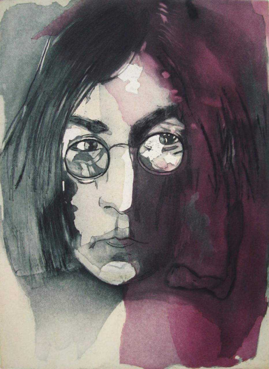 John Lennon 2012