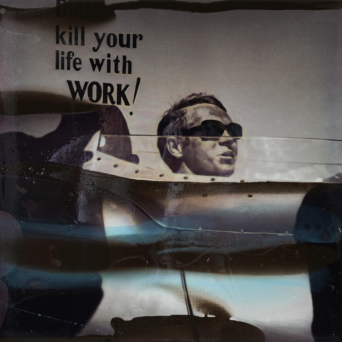 Don't Kill Your Life - Epoxy