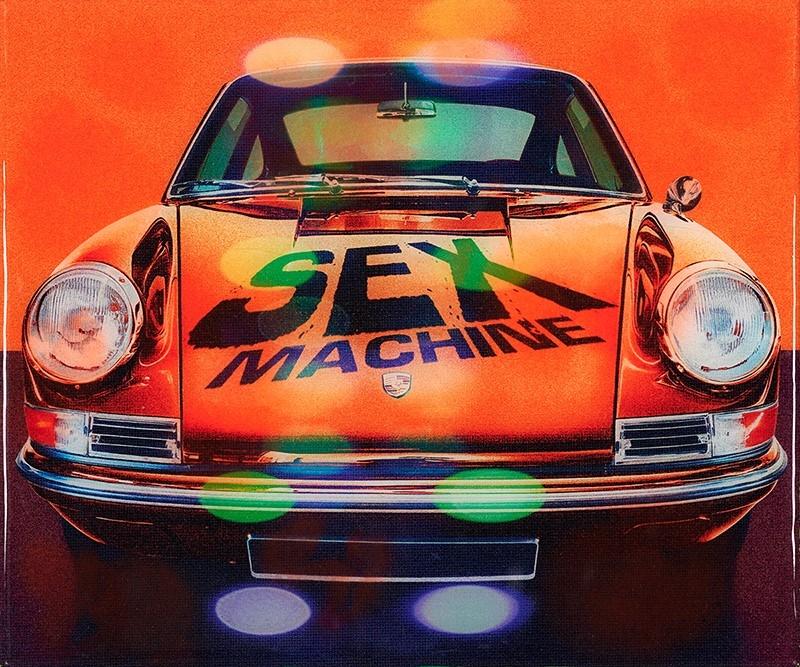 Sex Machine - Epoxy -