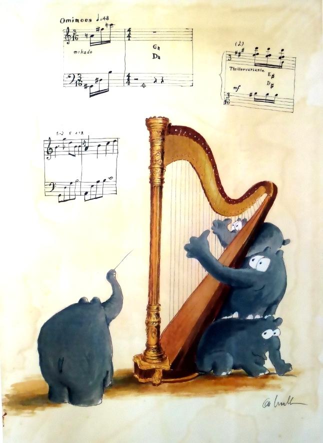 Harpo's Theme