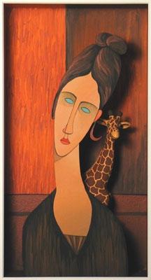 Homage to Amadeo Modigliani