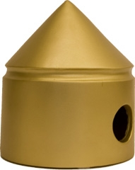 Ratten-Haus - gold