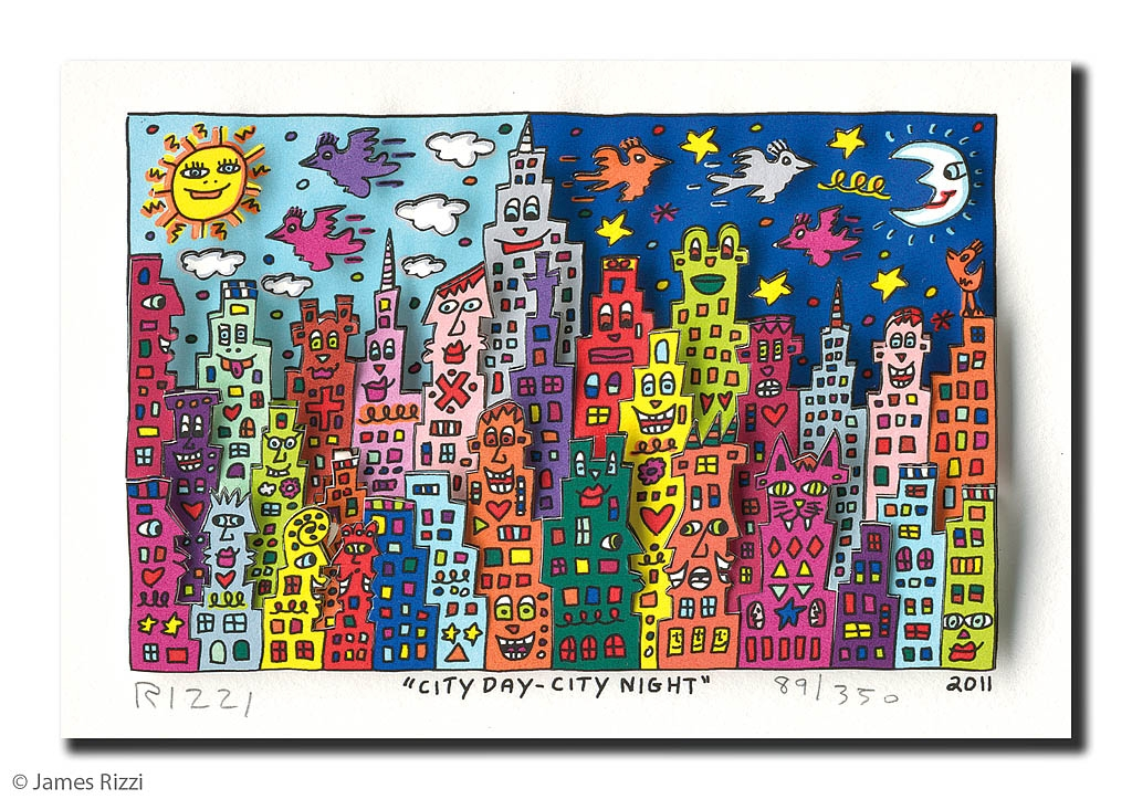 City Day - City Night