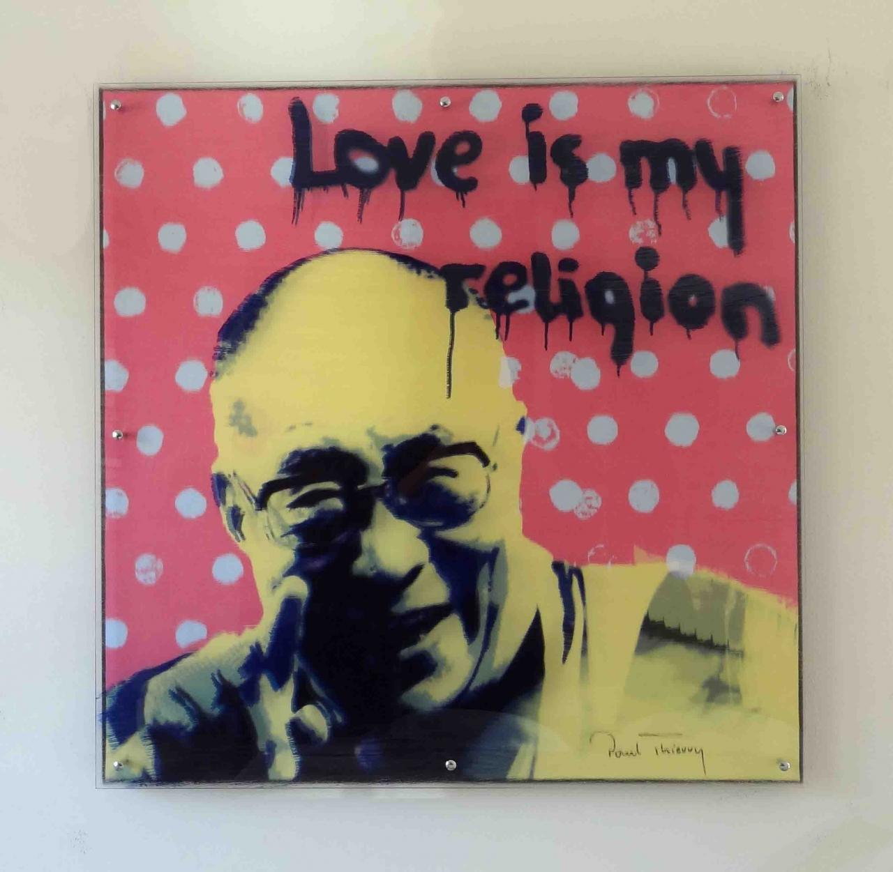 Dalai Lama - Love is my religion