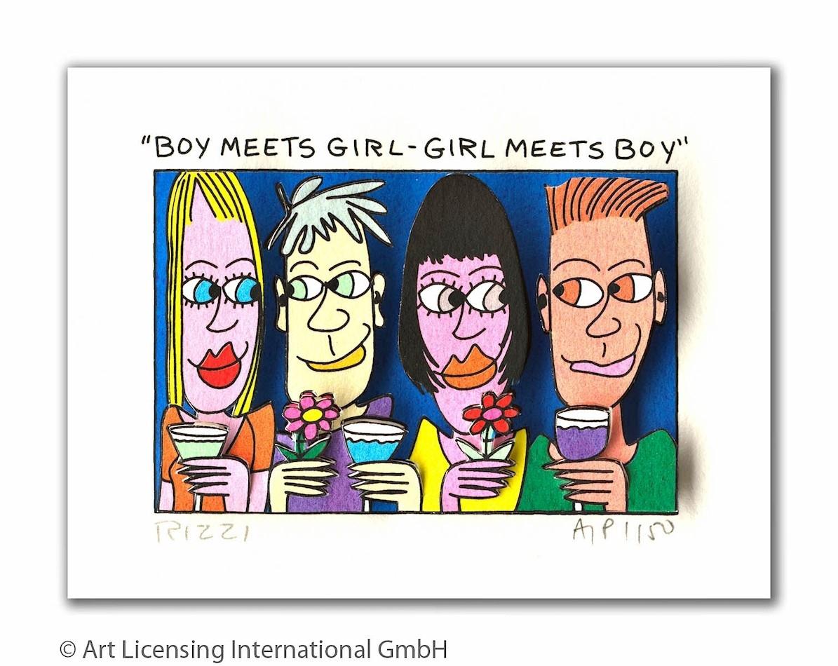Boy Meets Girl - Girl Meets Boy