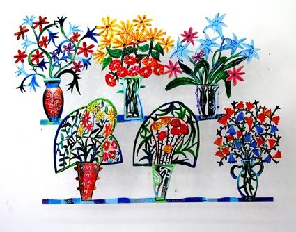 Flower Shop A