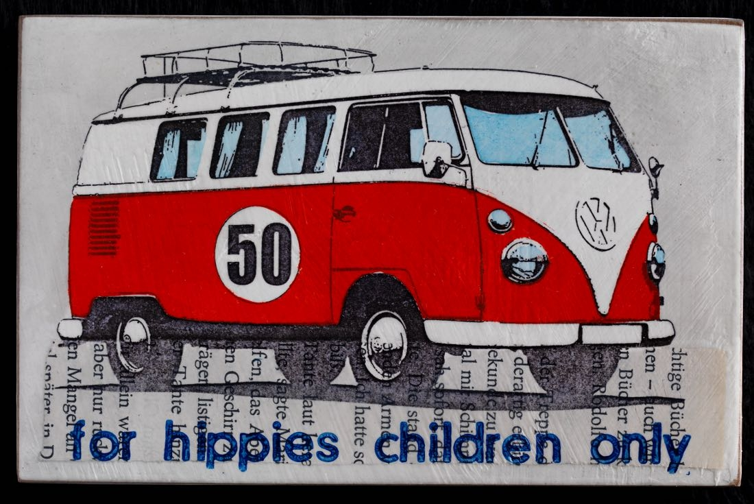 For Hippies Childen Only