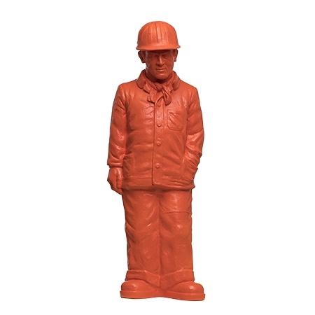 Arbeiter - 2018 - orange