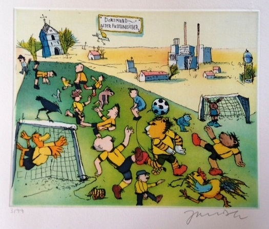 Dortmund du alter Fussballsieger