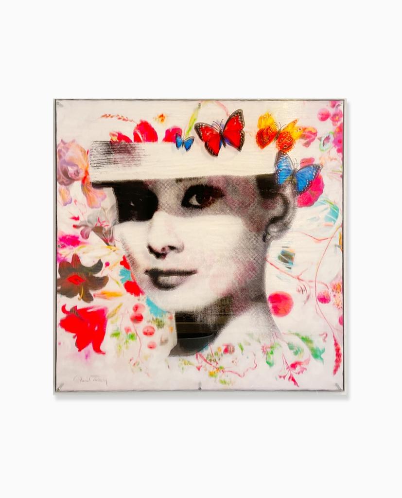 Audrey Hepburn Flower