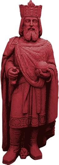 Karl der Große 2014 - rot
