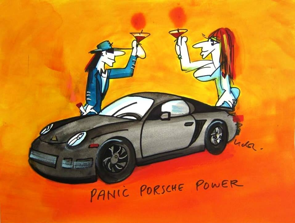 Panic Porsche Power (6) - 2015