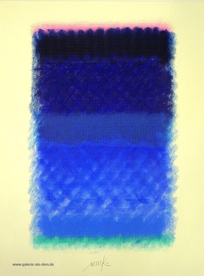 Chromatik rosa/violett-Blau