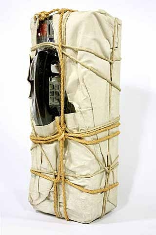 Wrapped Payphone - Unikat