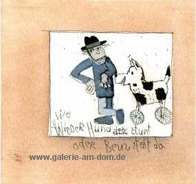 Herr Beuys und mein Hund Willy