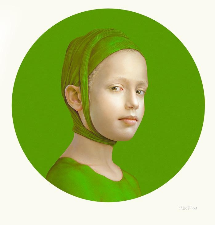 June (Green II), 2019