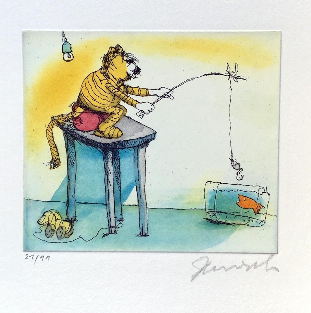 Ein Goldfisch für Bad Homburg