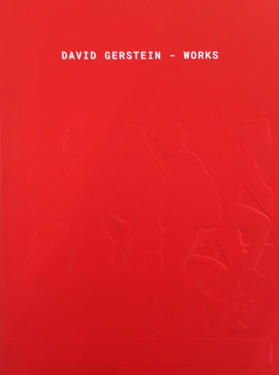 David Gerstein - Works - Katalog