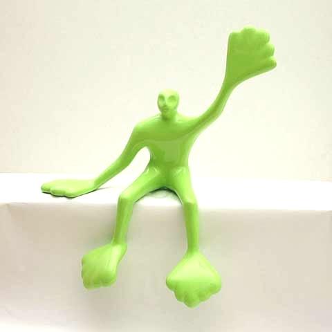 Flossi V - grün