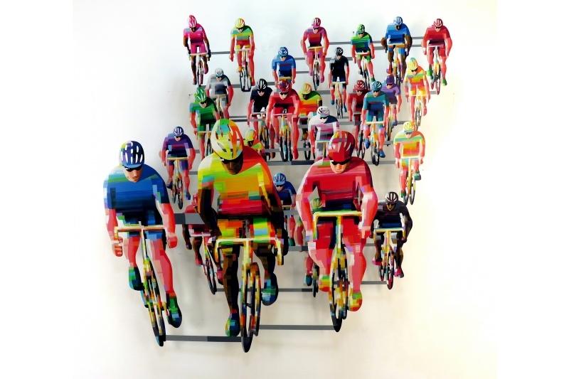 Tour de France Frontal