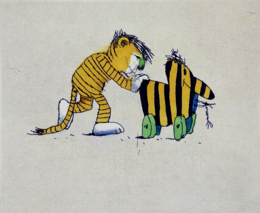 Tiger und Tigerente