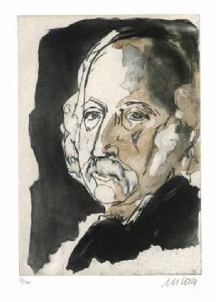 Porträt - Theodor Fontane