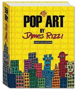 POP ART by James Rizzi