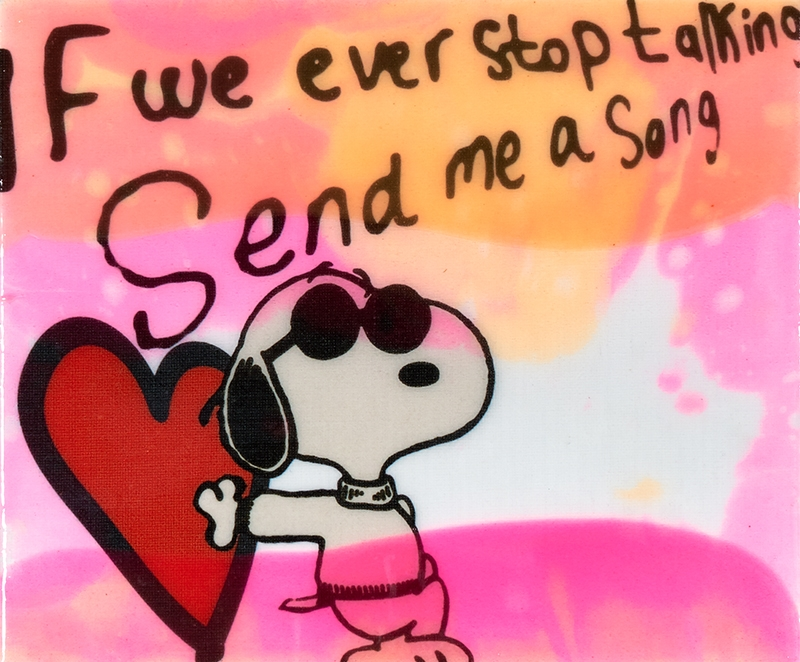 Send me a Song - Epoxy