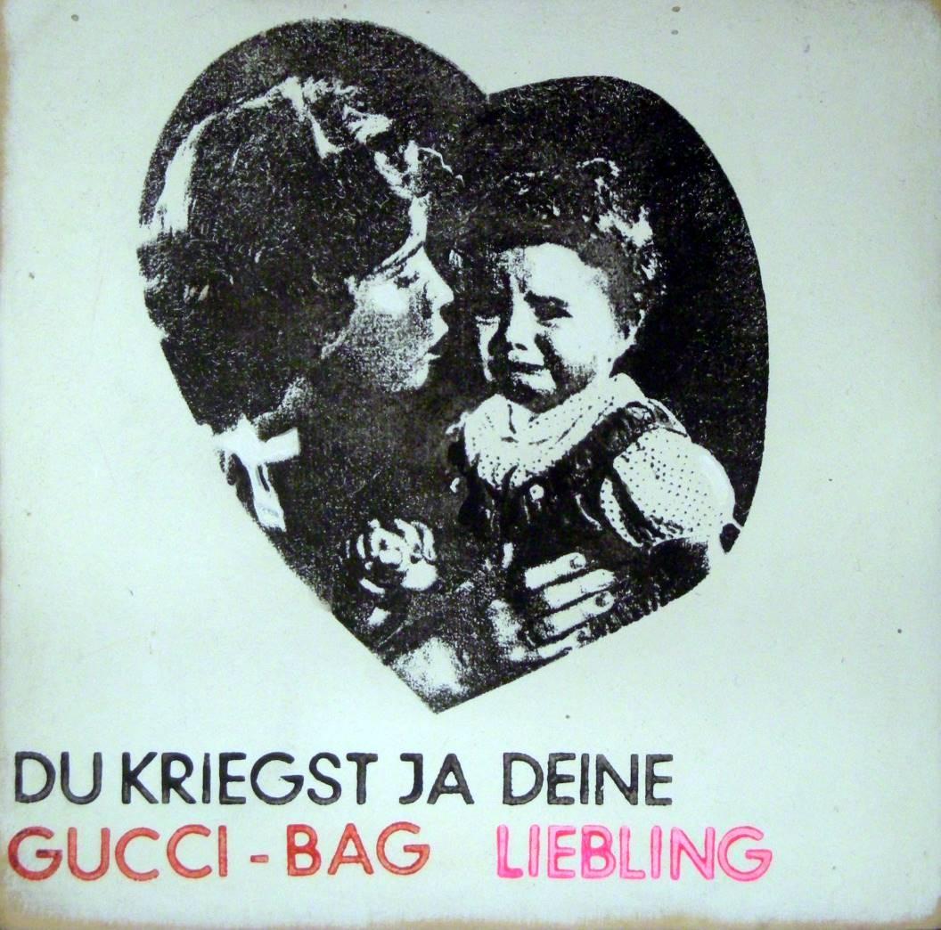 Du kriegst ja Dein Gucci Bag Liebling (Gross)