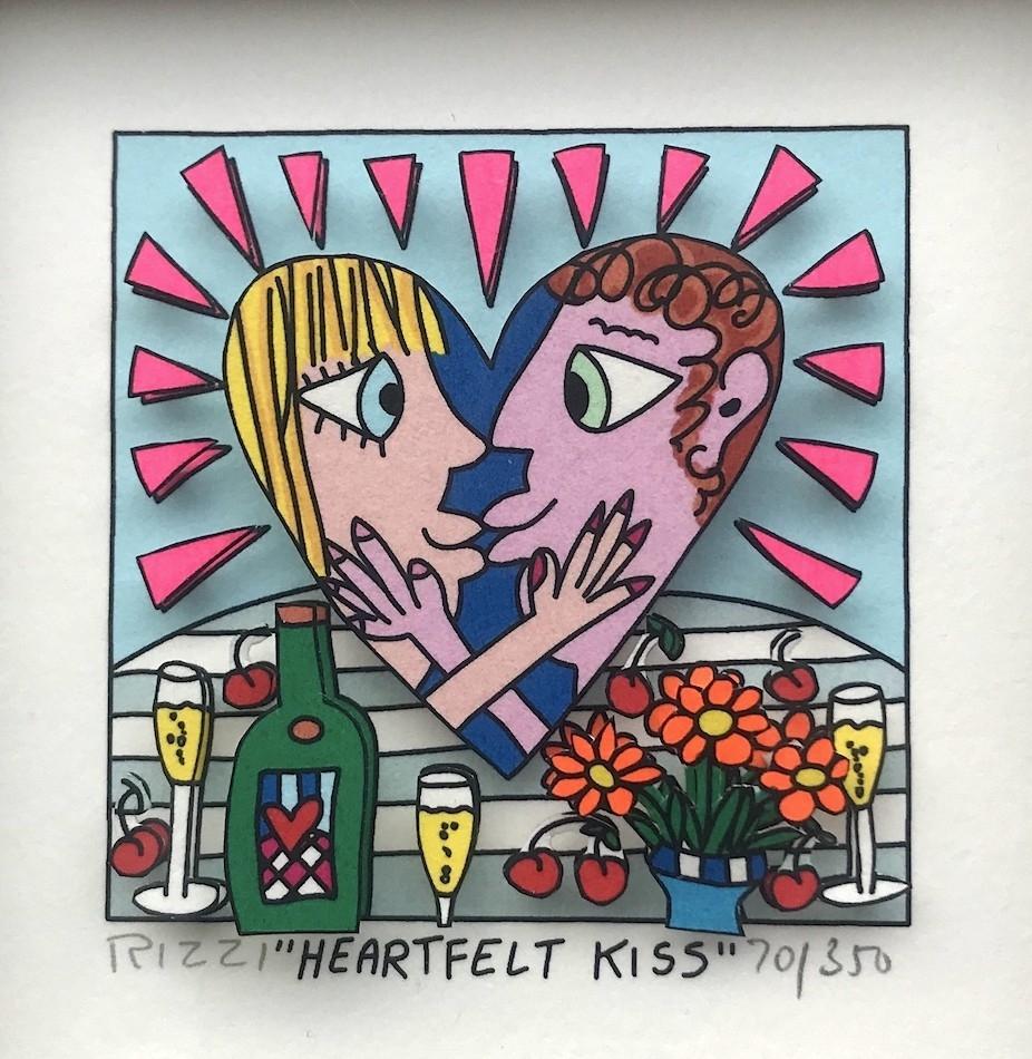 Heartfelt Kiss