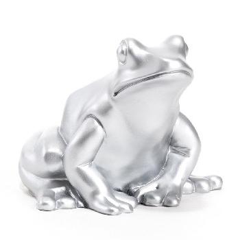 Froschkönig - silber
