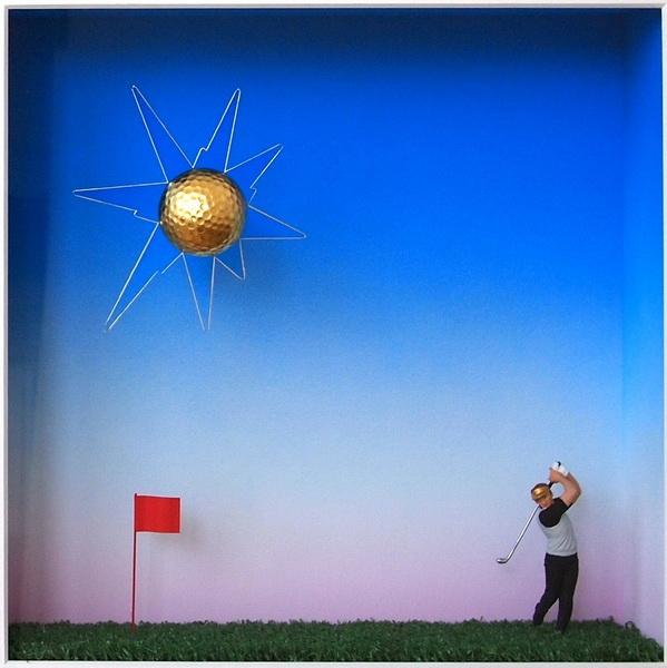 Golf-Malheur