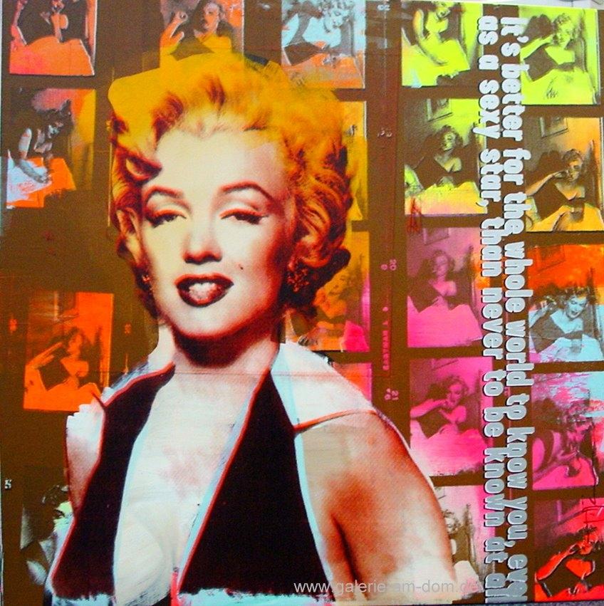 Marilyn Unikat (Warhol)