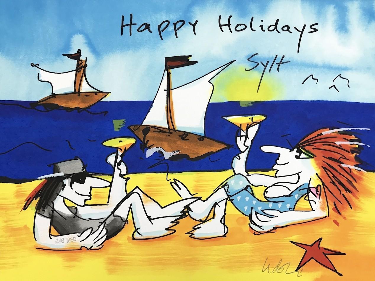 Happy Holidays - Sylt - 2019