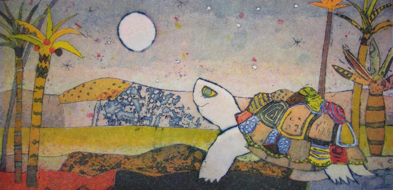 Kleine Schildkröte 2001