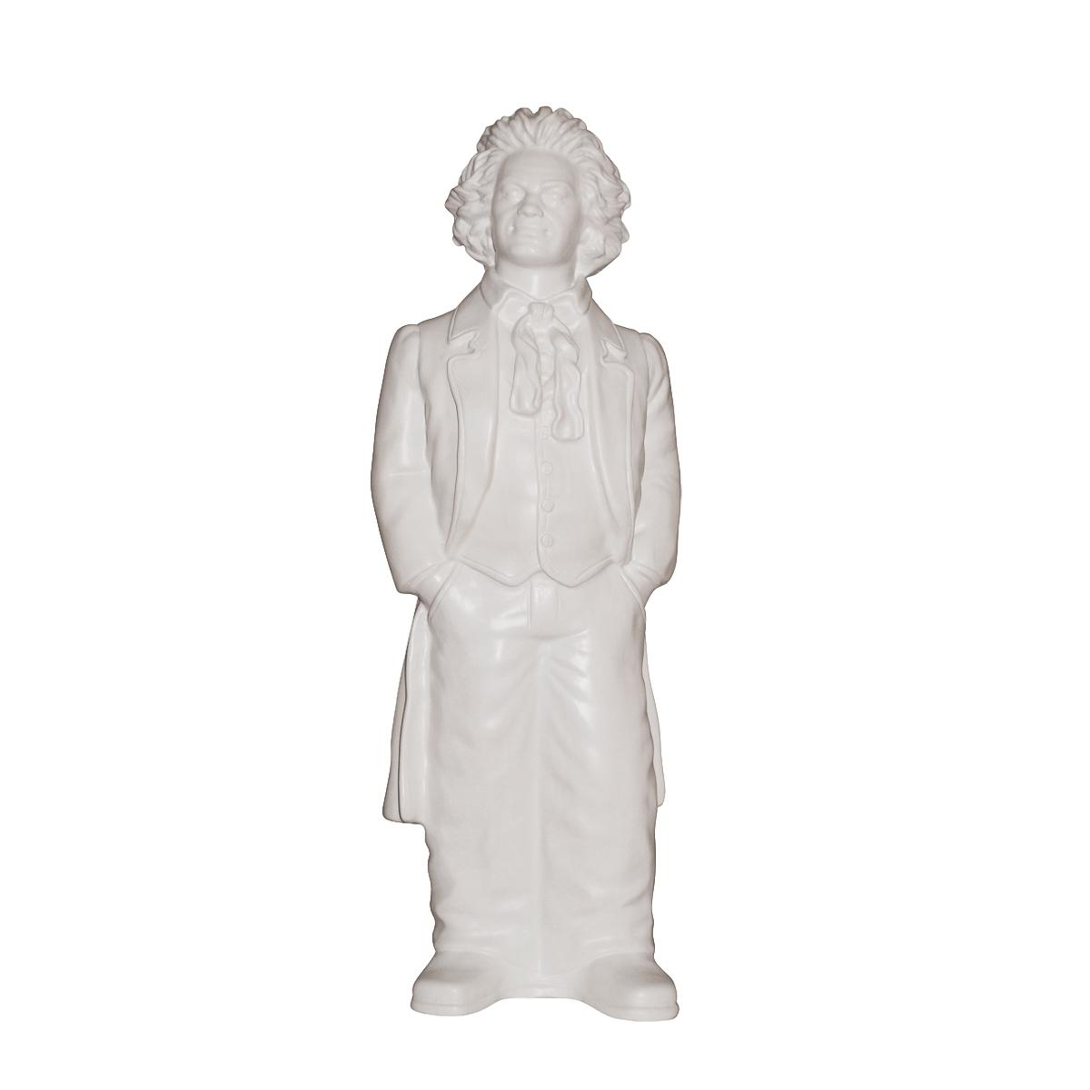 Beethoven II - weiß, signiert