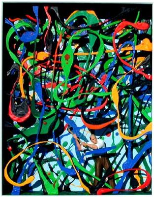 The Garden of Jackson Pollock