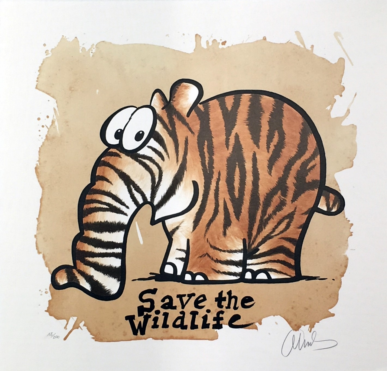 Save the Wildlife