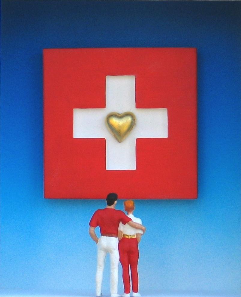We love Switzerland